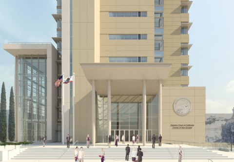 Stockton's New Courthouse: It's Really Happening!