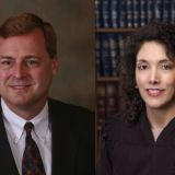 Honorable Barbara A. Kronlund and Michael Kronlund